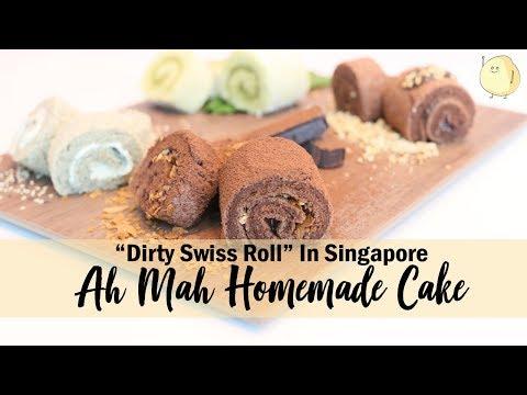 Ah Mah Homemade Cake -