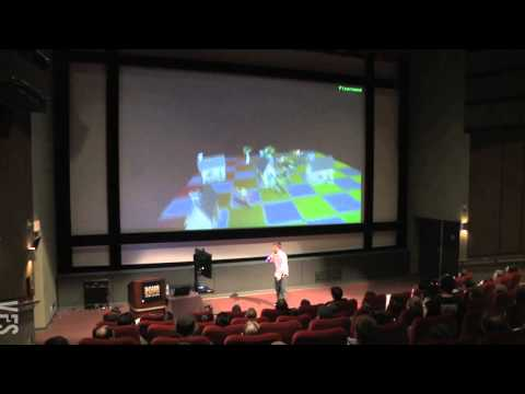 Presentation: Novel Game Designs with PlayStation Move and Eye