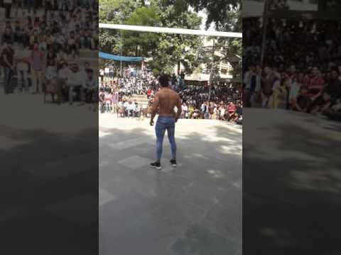 Gujjar chora in delhi university