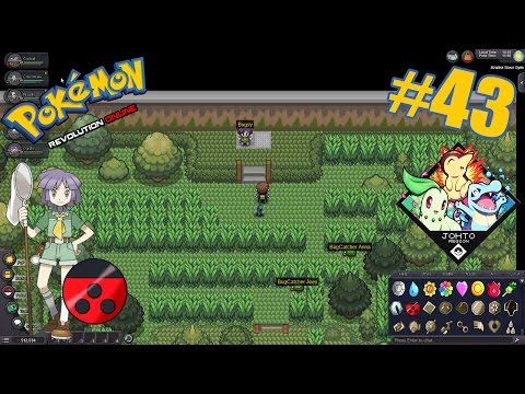 Pokemon Revolution Online #43 - Hive Badge - Slowpoke Well