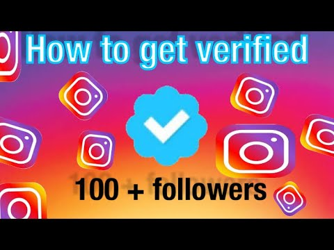 HOW TO GET VERIFIED ON INSTAGRAM ? THIS IS LIGIT !