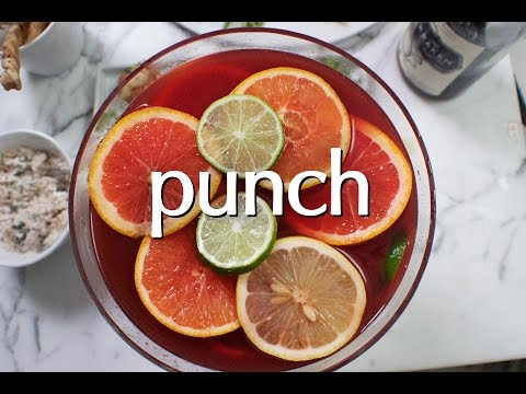 Dinner Party Tonight Shorts: Punch