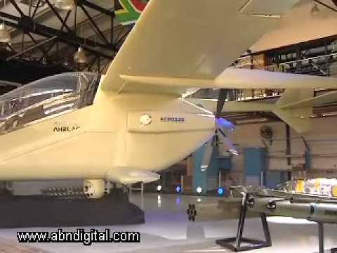 Marking the Rebirth of the SA Aerospace Industry