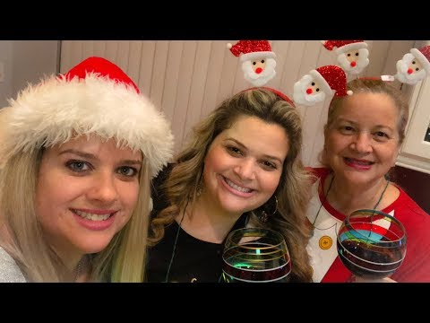 CHRISTMAS EVE VLOG: COOKING, WHAT I GOT FOR CHRISTMAS, FAMILY TIME & TRADITIONS