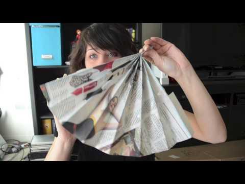 How to Make Accordion Pleats