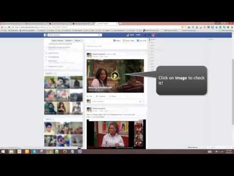 How to Share GIF on facebook