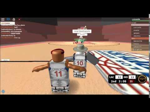 Exploiter in NBA Hoopz.
