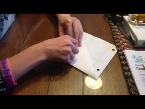 How to make a paper airplane (The Moth)