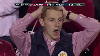 Every Alabama Football Loss Since 2011 Compilation