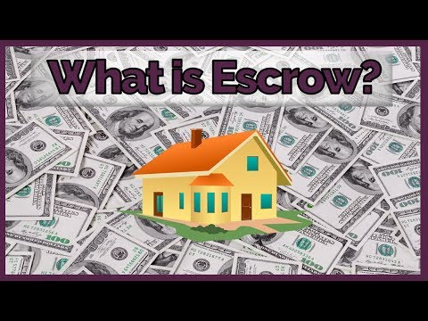What Is An Escrow Deposit For Real Estate?