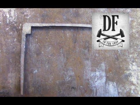 Blacksmithing Project - A Simple Nuremberg Box 4