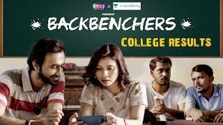 Backbenchers - College Results | Abhinav Anand (Bade) & Shreya Gupto | RVCJ