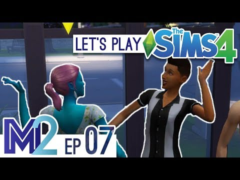 Let's Play The Sims 4 - Teen Party Gone