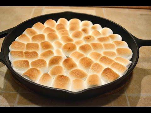 Smores In a Pan!