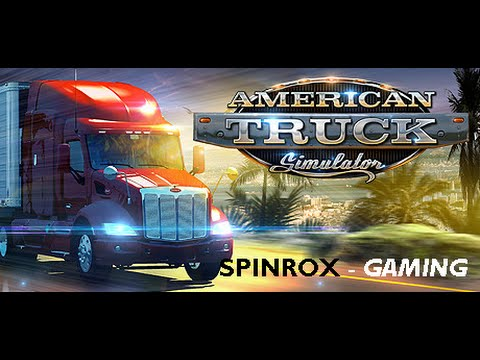 American Truck Simulator Gameplay - Live