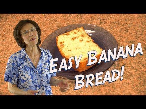 Bisquick Banana Nut Bread