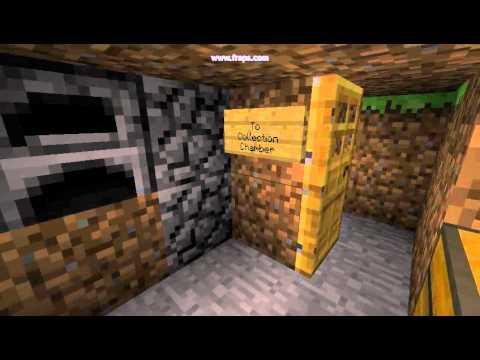 Minecraft - Automatic Porkchop Machine