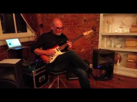 Blues Guitar - using Strymon Bigsky and Zen Drive pedals