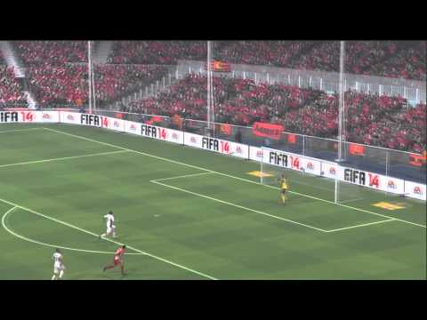 FIFA 14 - Online Goals @Longshots