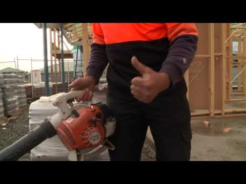 Safe Use of Power Tools When Working on Roofs