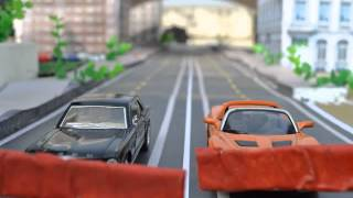 Stopmotion Project Fast N Furious
