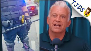 """Cop To Woman: We're Gonna Beat The F**k Out Of You"""". w/Dylan Ratigan"""