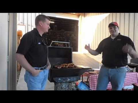 The Holland Gill: Part 5 - Grilling Turkeys and Whole Chickens