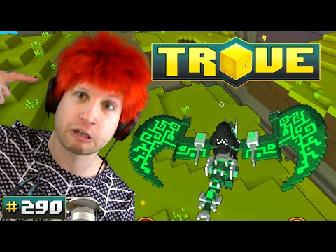 Scythe Plays Trove ✪ THE RED BARON! ● #290