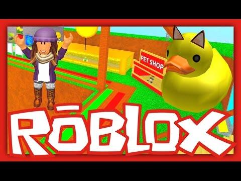 Roblox ~ Pet Duckie : Sqaishey & Stampy