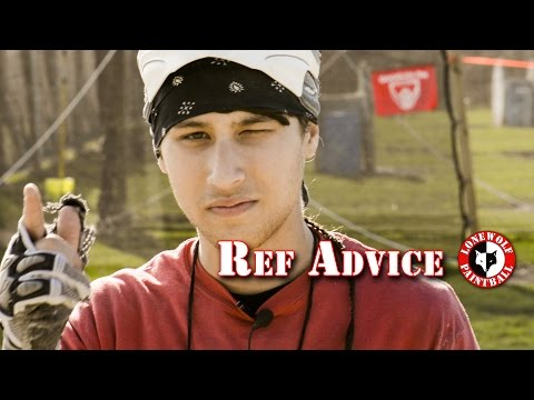 Best Paintball Advice from Ref Dave at Lone Wolf Paintball East Field Mt Clemens Michigan