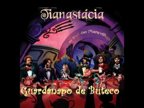 Tianastácia - Guardanapo de Buteco