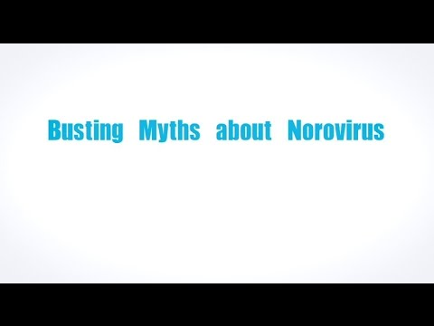 Busting Myths about Norovirus - NFSM 2016