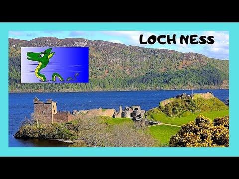SCOTLAND, a tour of spectacular LOCH NESS