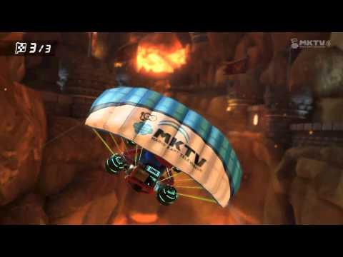Wii U - Mario Kart 8 - Bowser's Castle