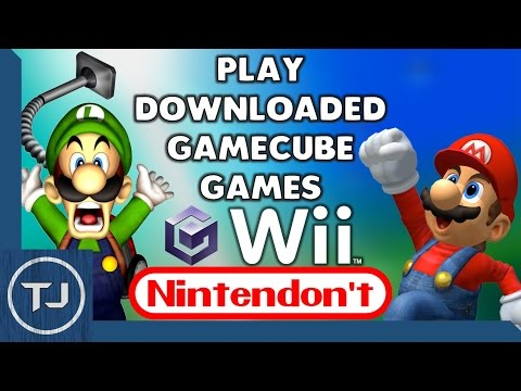 Play GameCube ISO's On Wii/Wii U (Nintendon't) 2017!