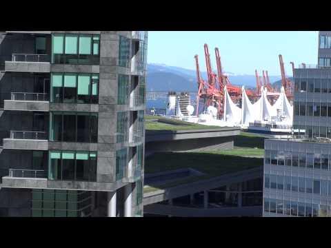Renaissance Hotel Harborview room review Vancouver, Canada.