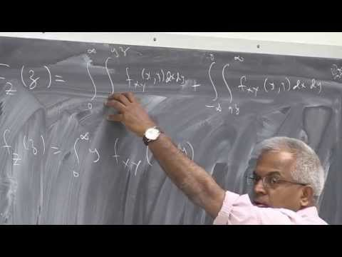 Pillai: One Function of Two Random Variables: Z = X/Y (Part 4 of 6 )