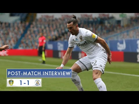 Post-match interview | Jack Harrison | Leeds United 1-1 Luton Town