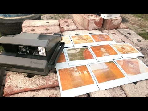Polaroid Spectra Pictures: Shooting Expired film from 15 years ago