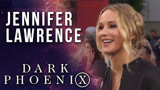 Jennifer Lawrence LIVE from the X-Men: Dark Phoenix red carpet world premiere!