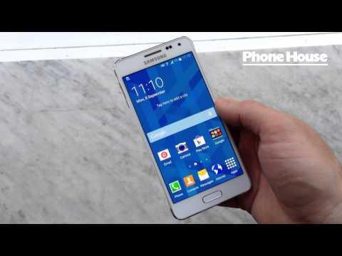 Här är Samsung Galaxy Alpha