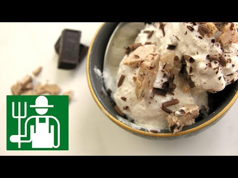 Cookie Dough Ice Cream |  Chocolate Chips | Coconut Milk
