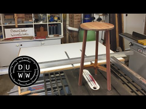 Build a workshop stool and some quick updates