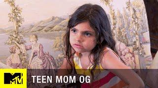 'Sophia is Not Impressed' Official Deleted Scene | Teen Mom (Season 5) | MTV