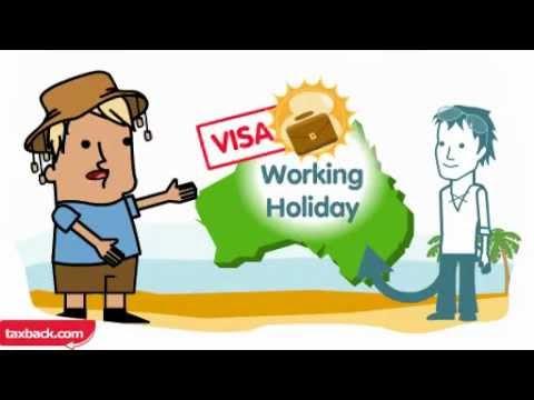 How to claim a tax refund from Australia | taxback.com