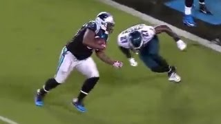 NFL Amazing Broken Tackles