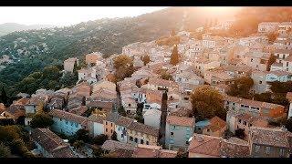 Download Bormes Les Mimosas, Cote d'Azur France   DJI Mavic Pro Cinematic Edit Video