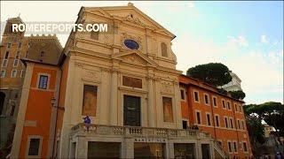 Nhà tù từng giam giữ Thánh Phêrô ở Roma mở cửa đón du khách sau khi hoàn tất việc trùng tu