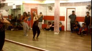 Bhare Naina Choreography - Aryan