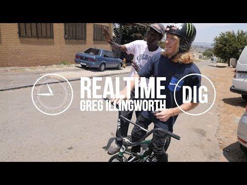 DIG BMX: Greg Illingworth - Realtime